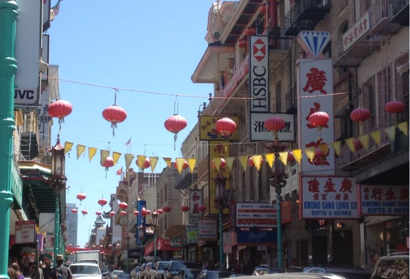 Picture of the Day – San Francisco's Chinatown