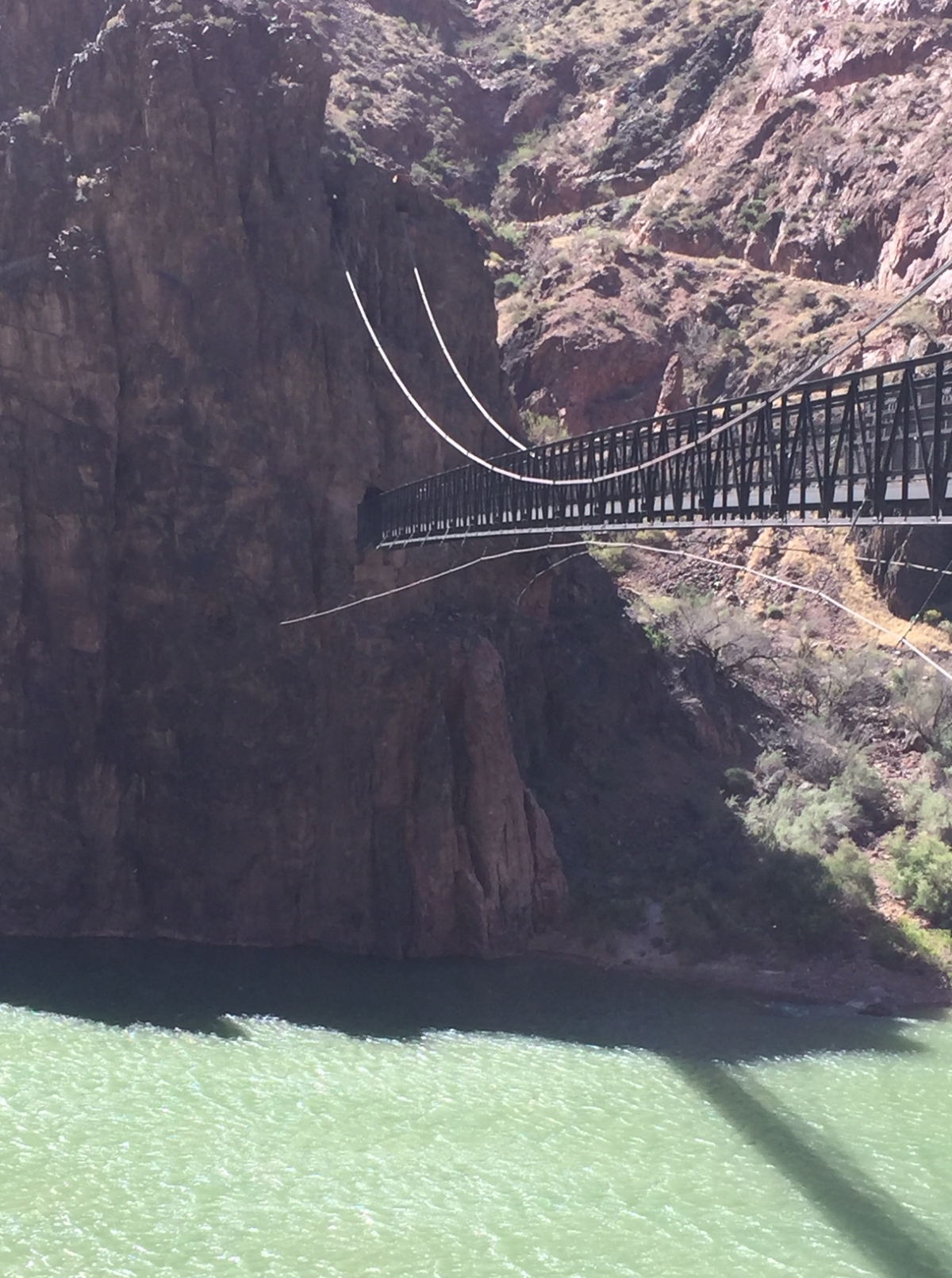 Sunday Hikes:  South Kaibab and Bright Angel Trails