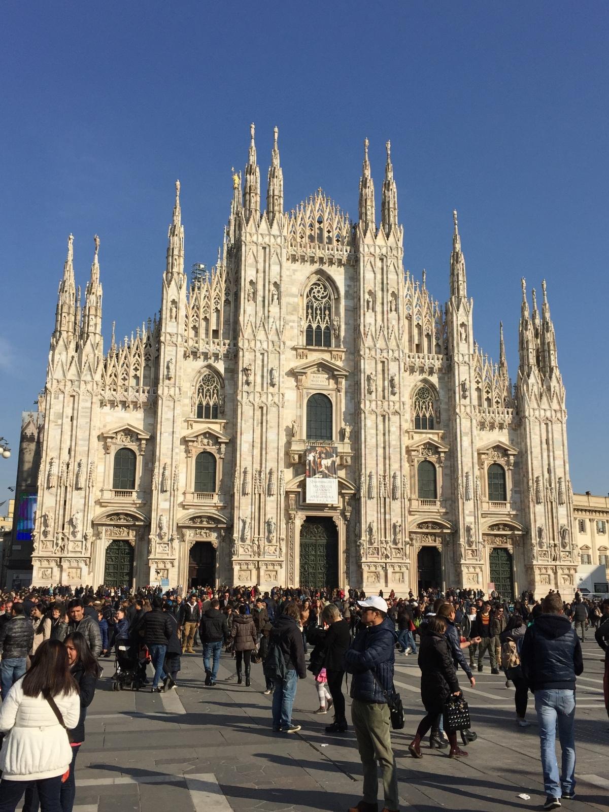 Picture of the Day:  Piazza delDuomo