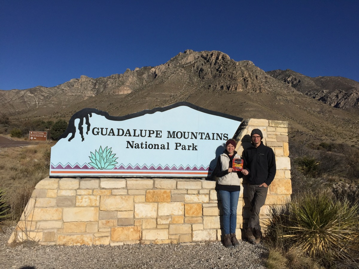 Picture of the Day – Guadalupe Mountains NationalPark