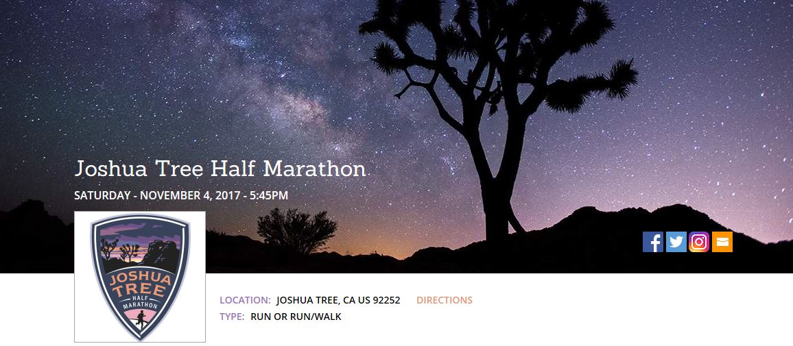 National Park Half Marathons!   How did I not know about this before?