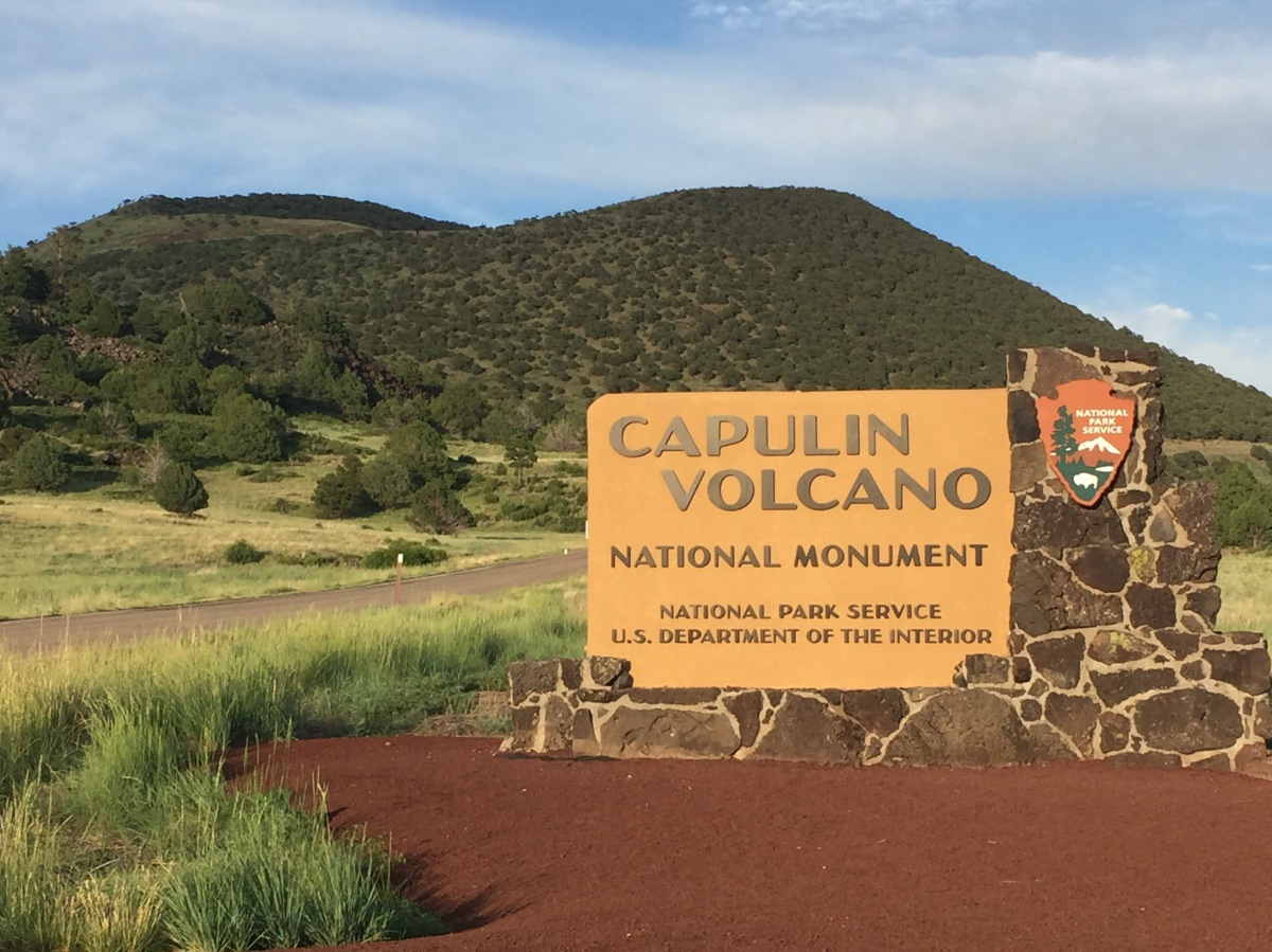 Sunday Hikes: The Trails of Capulin Volcano NationalMomument