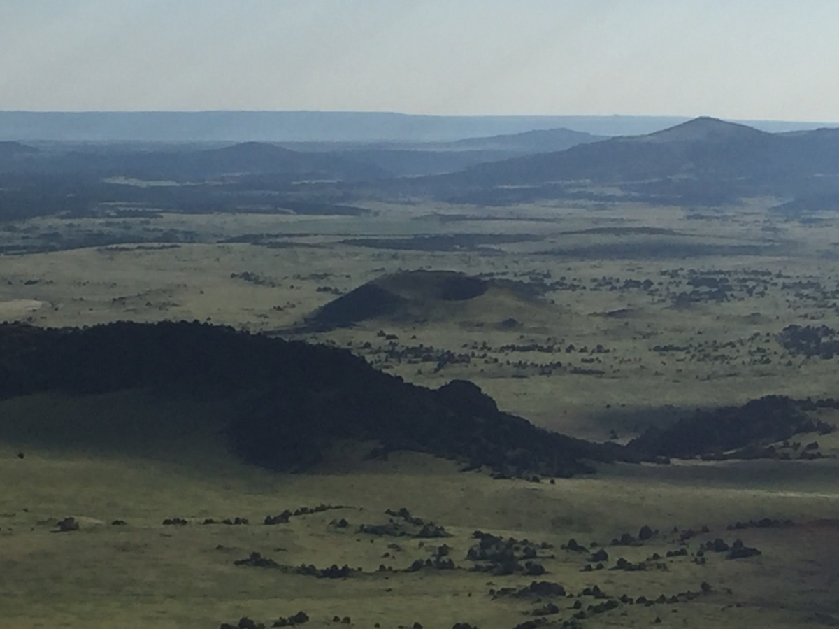 Friday Favorites:  Capulin Volcano in NewMexico