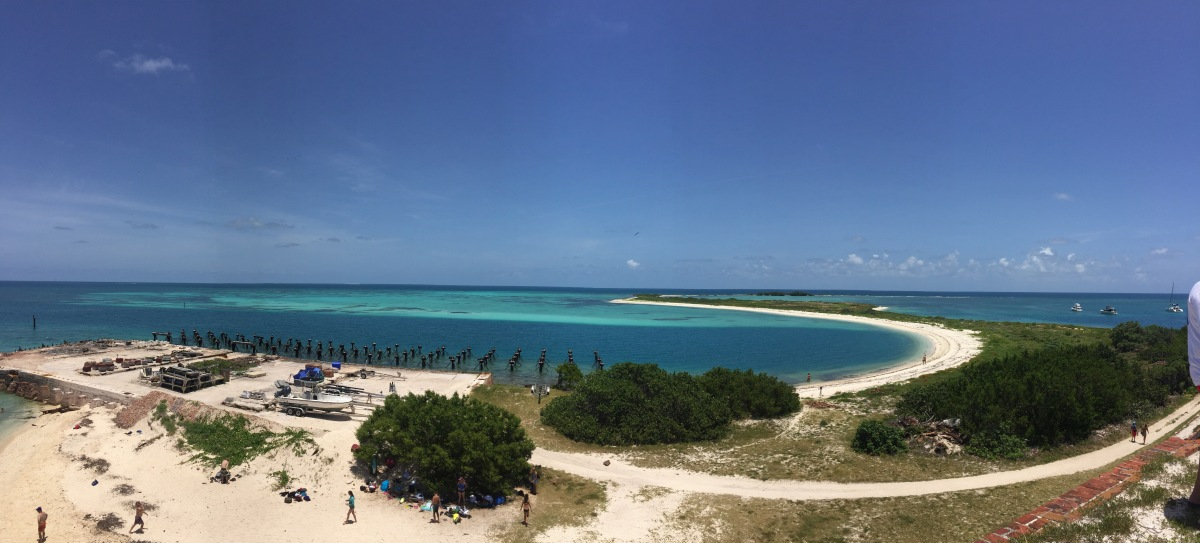Spending the Day in Dry Tortugas National Park
