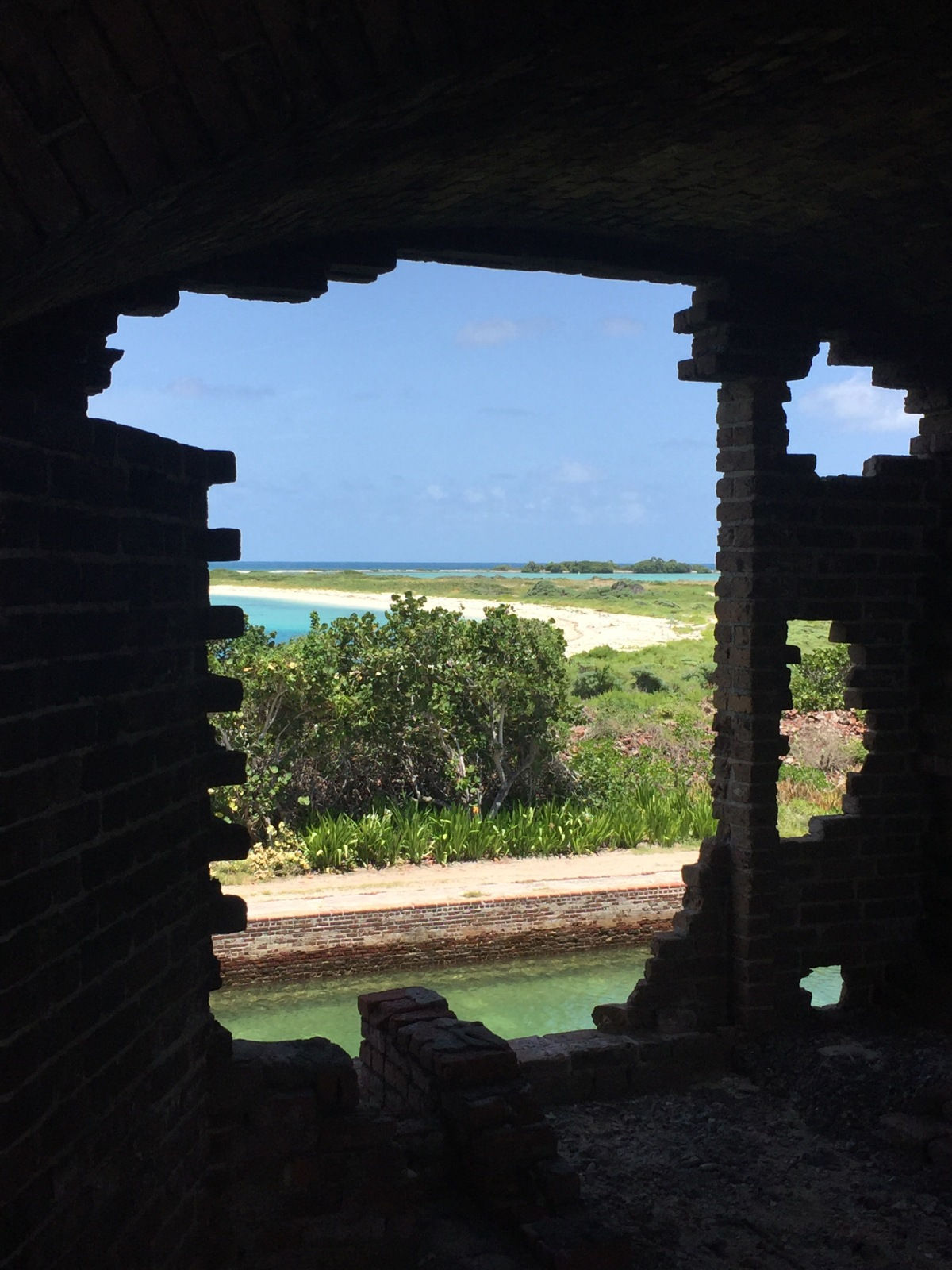 Picture of the Day: Fort JeffersonWindows