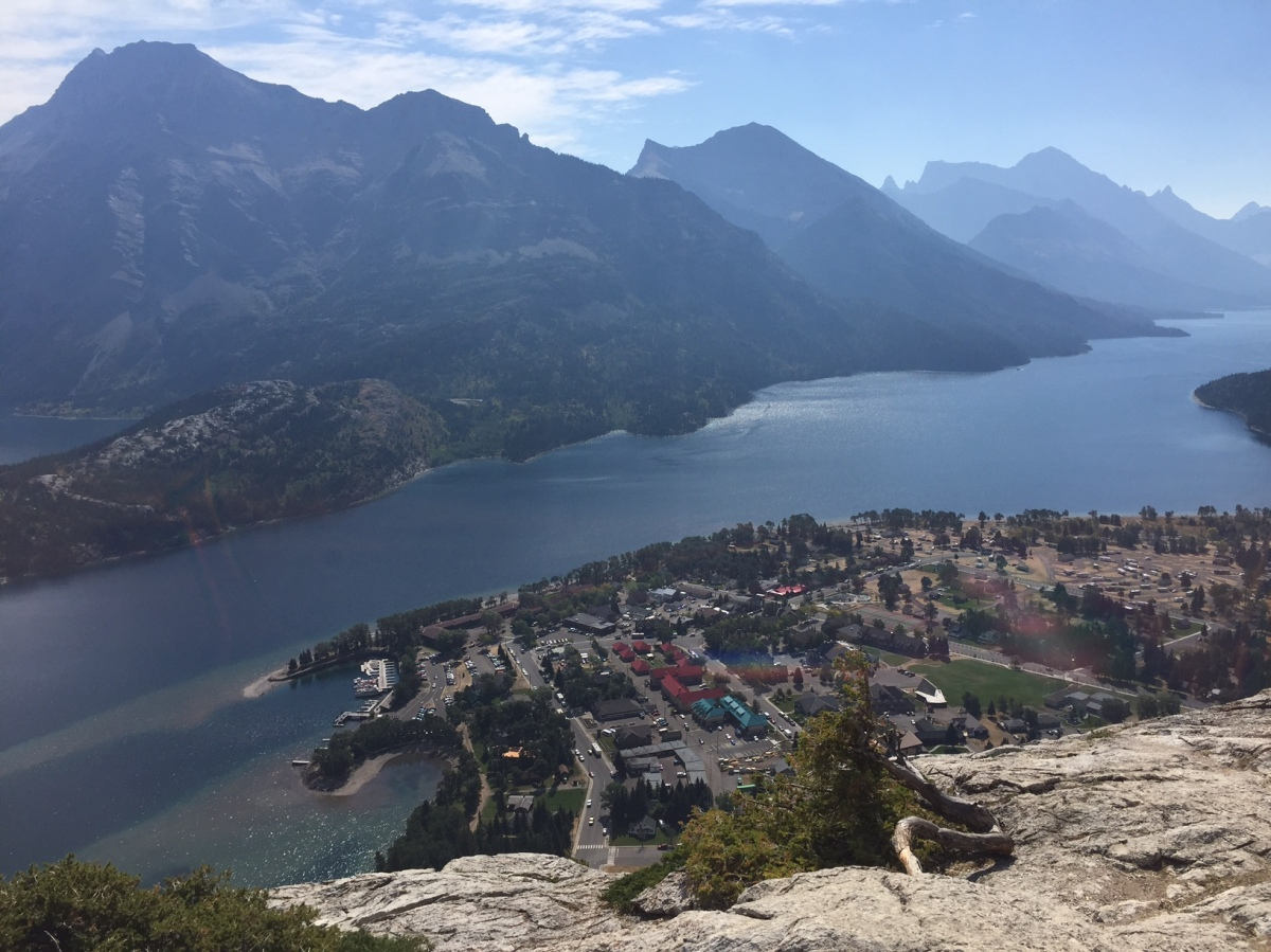Waterton Lakes needs to be added to your bucket list –ASAP