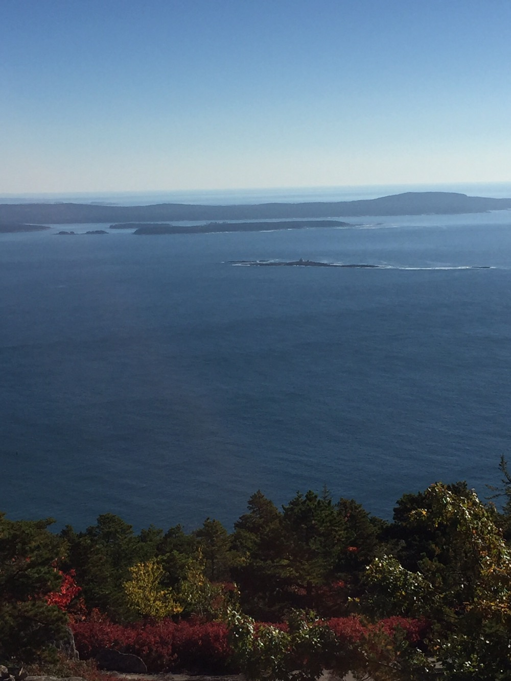 Friday Favorites … Champlain Mountain in AcadiaNP
