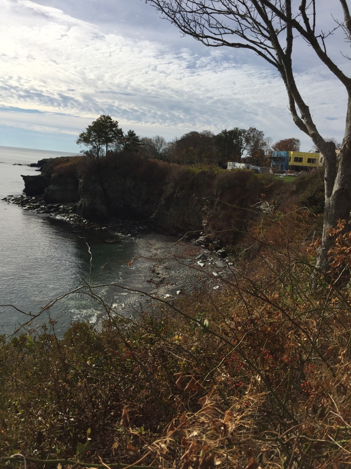 Friday Favorites:  The Cliff Walk in NewportRI