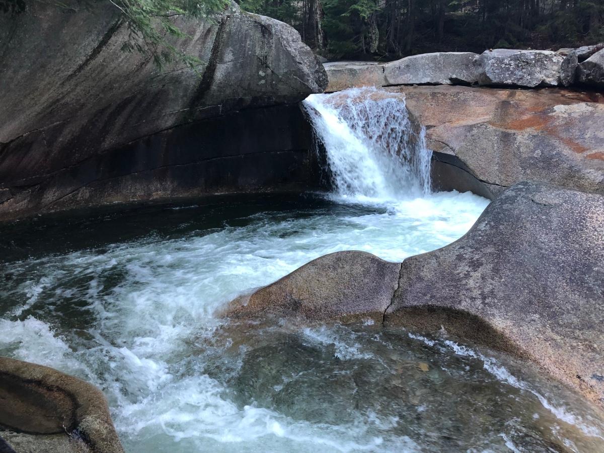 Sunday Hikes:  The Basin-CascadeTrail