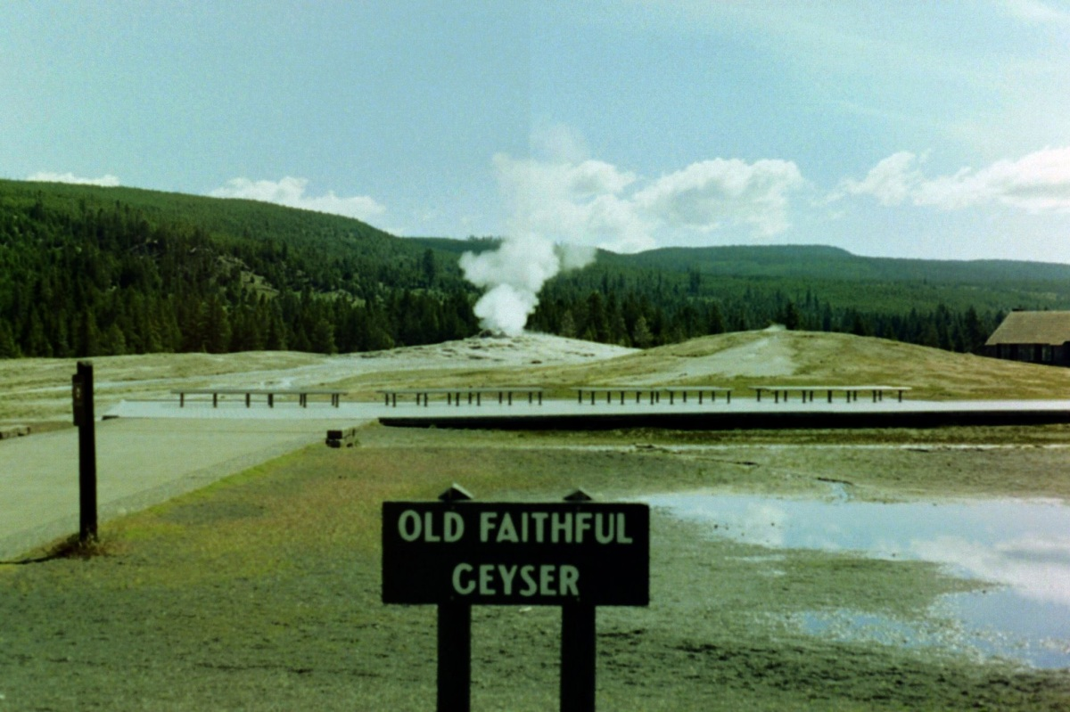 Picture of the Day: Old Faithful