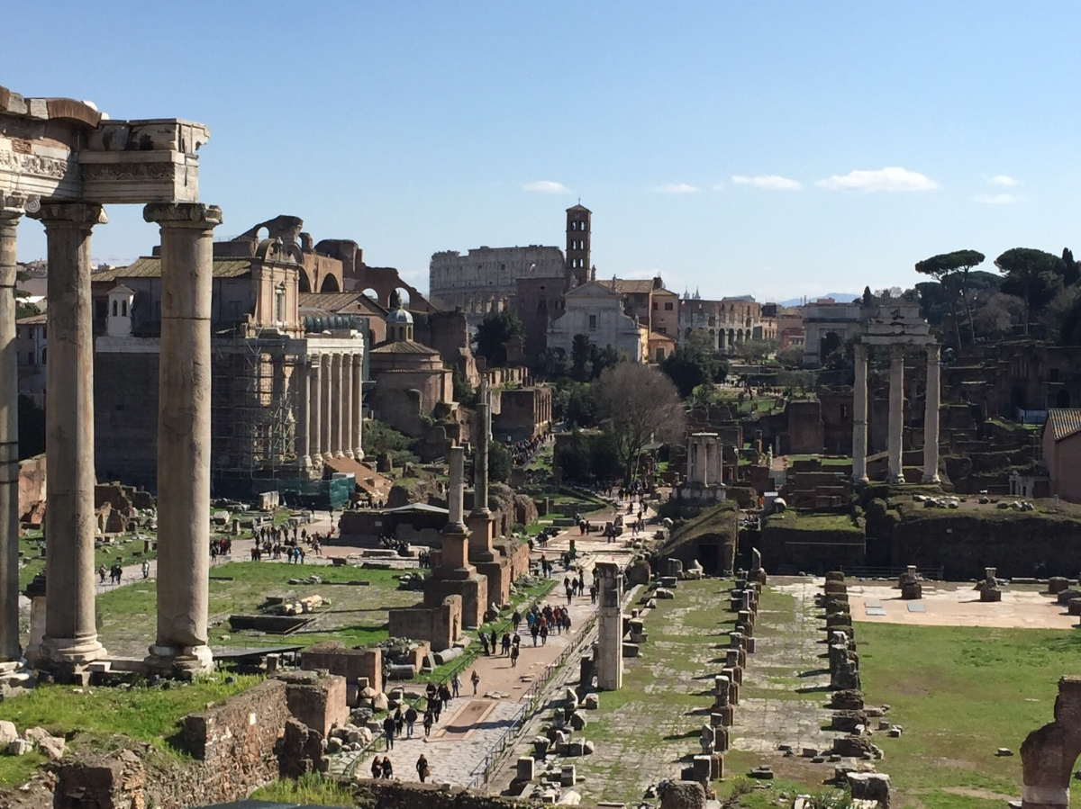 Picture of the Day: RomanRuins
