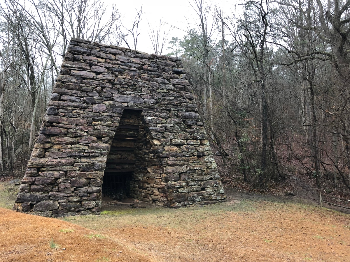 Sunday Hikes:  The Cooper FurnaceTrails