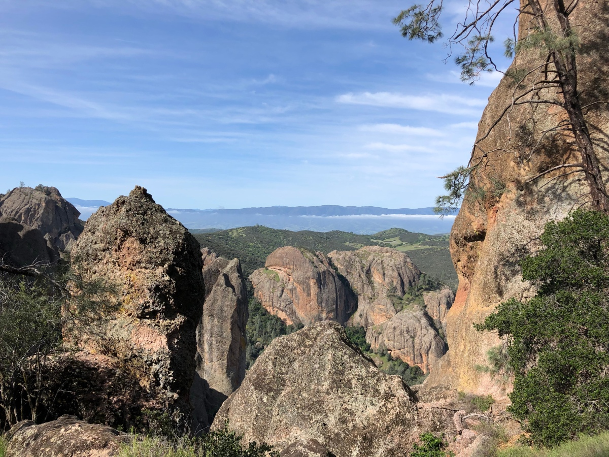 Sunday Hikes:  Pinnacles National Park