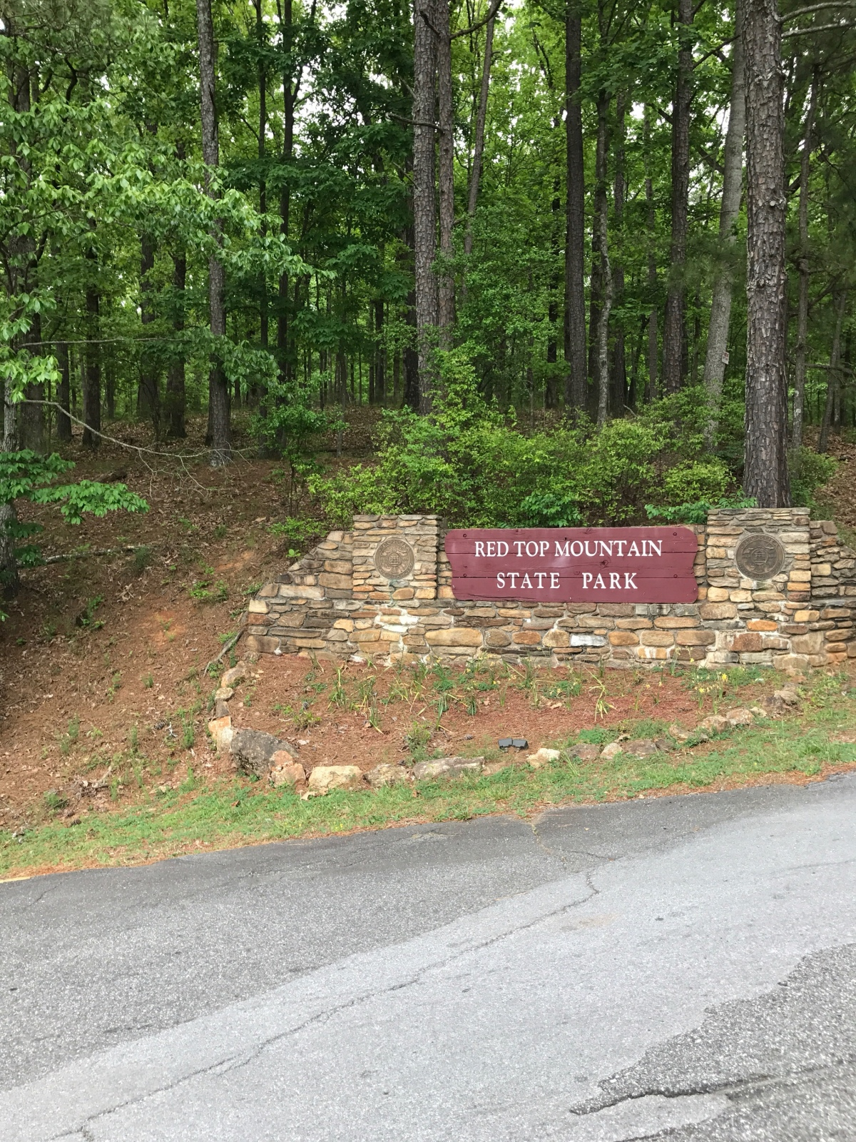 Red Top Mountain StatePark