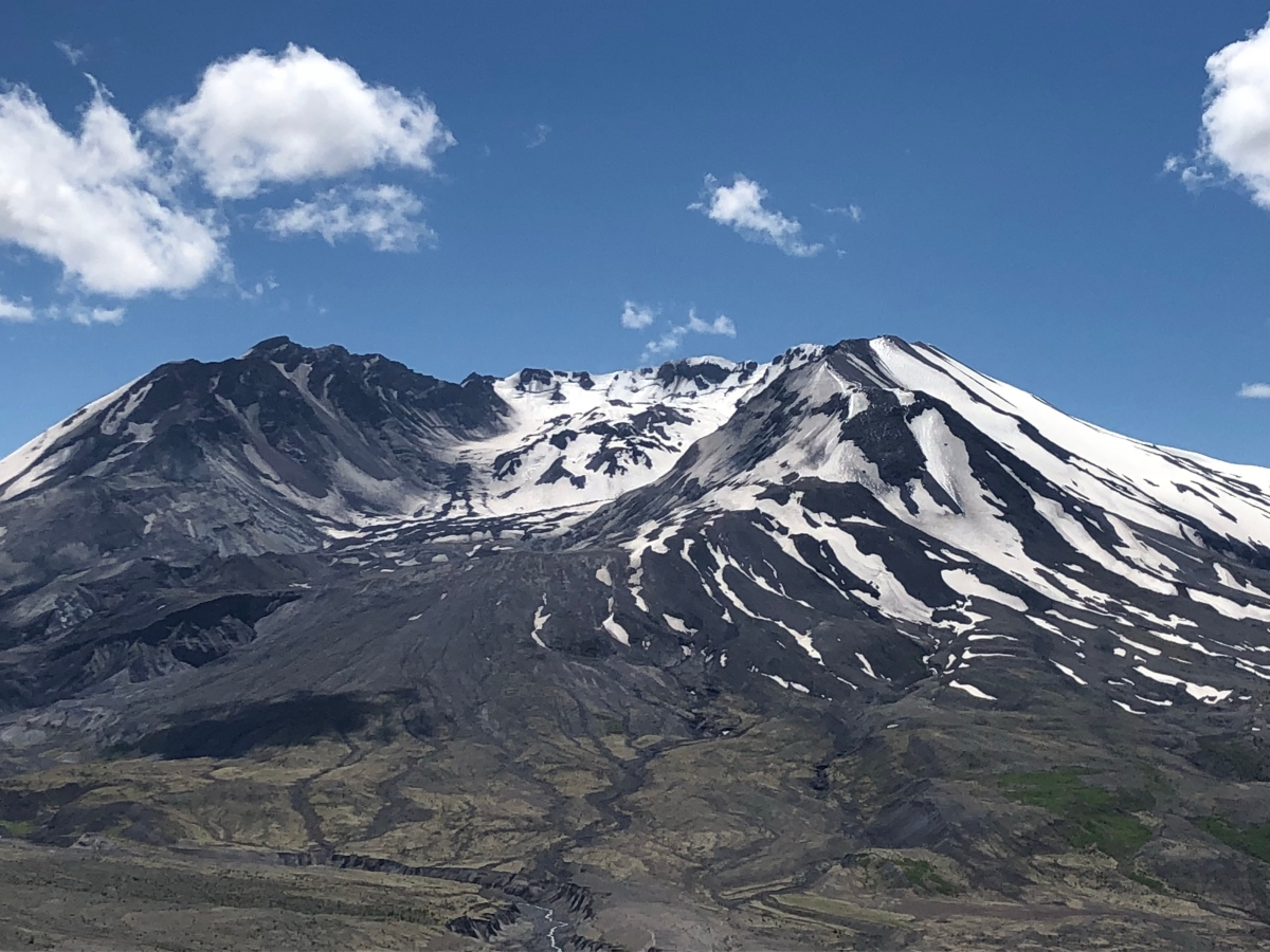 Picture of the Day:  Mount St.Helens