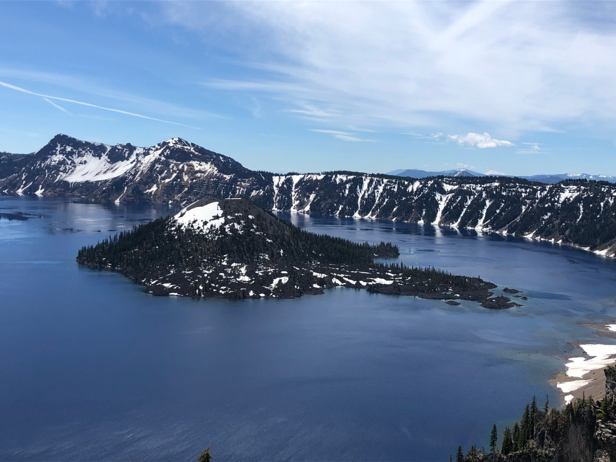 Picture of the Day:  Crater Lake NationalPark