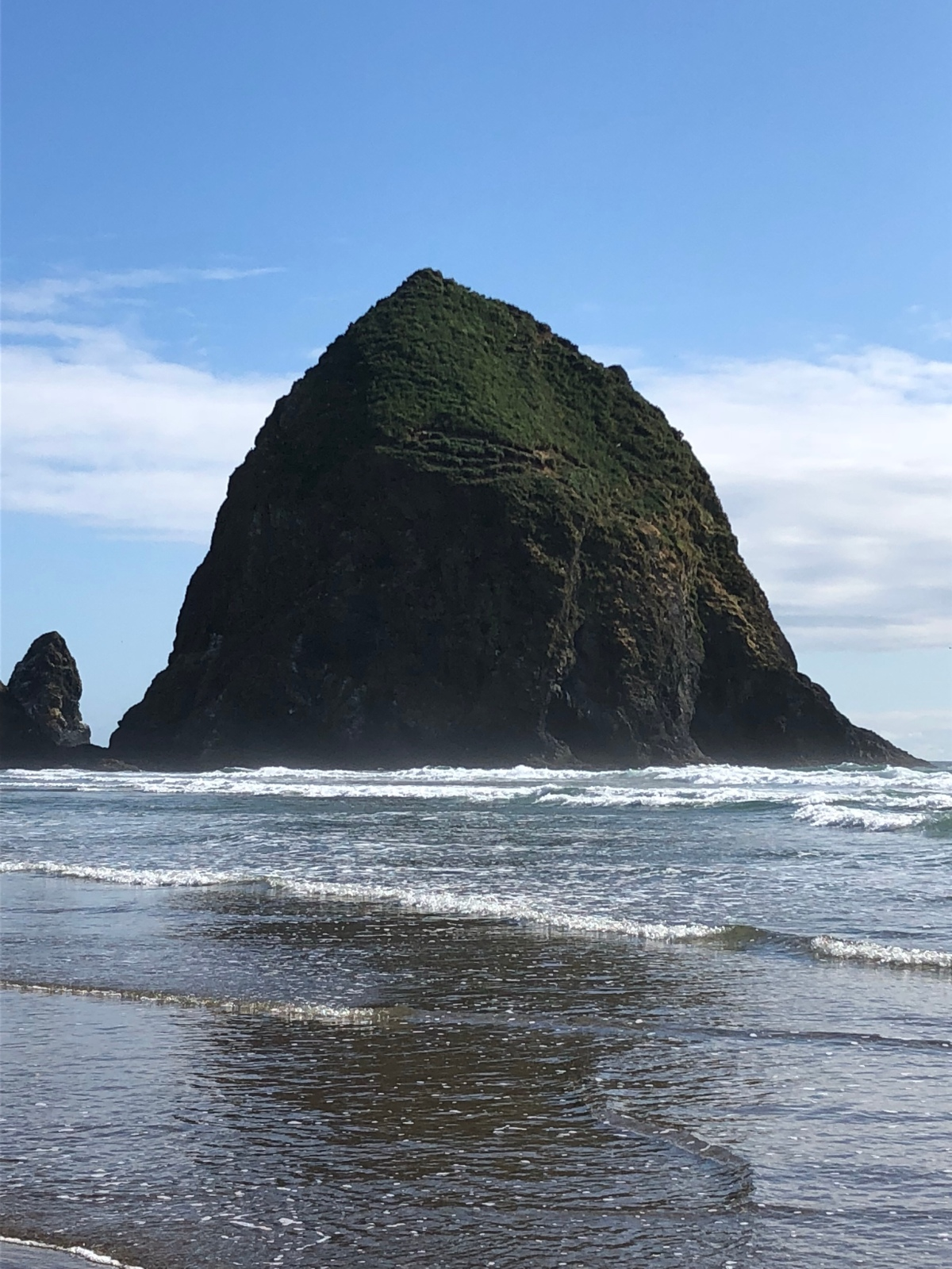 Picture of the Day:  Haystack Rock at CannonBeach