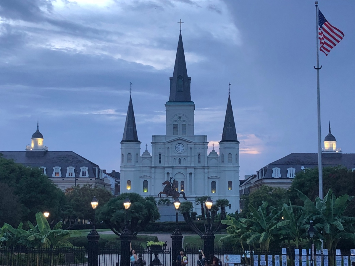 Picture of the Day: Jackson Square