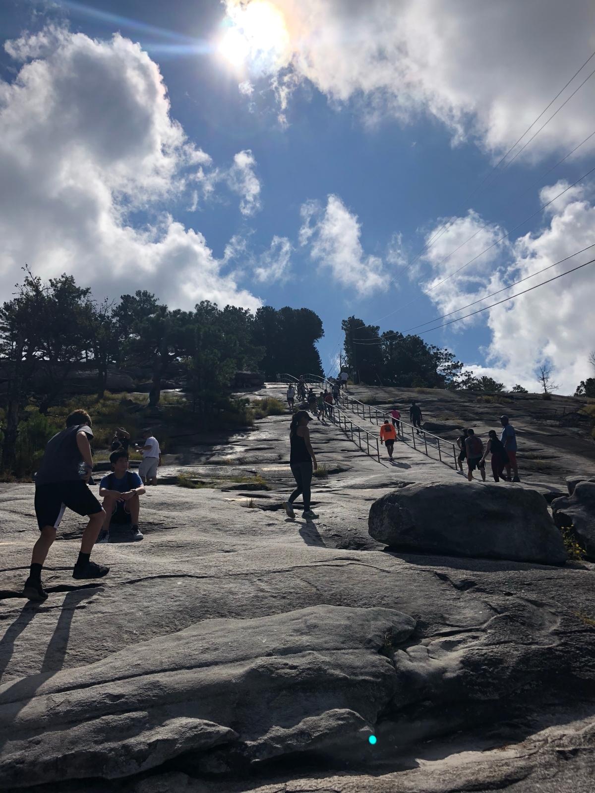 Sunday Hikes:  Stone Mountain Walk UpTrail