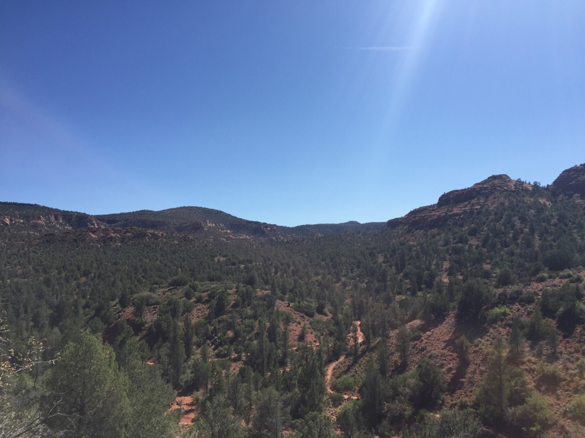 Picture of the Day:  Red Rock State Park