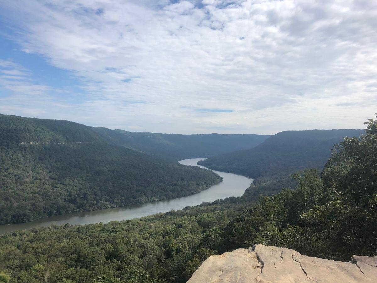 Sunday Hikes:  Prentice Cooper StateForest