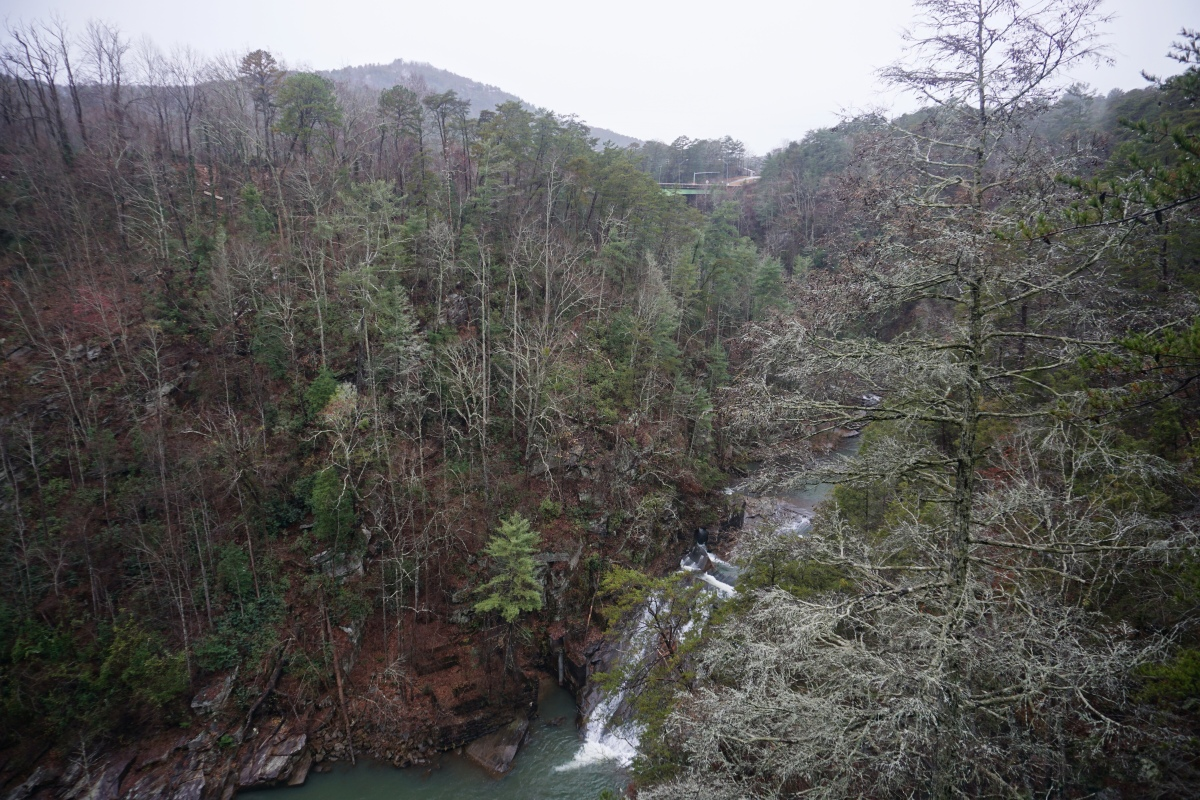 Sunday Hikes: North Rim Trail, Tallulah Gorge