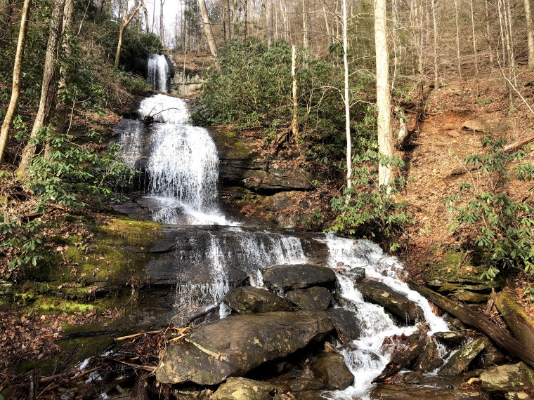 Picture of the Day: DeSoto Falls