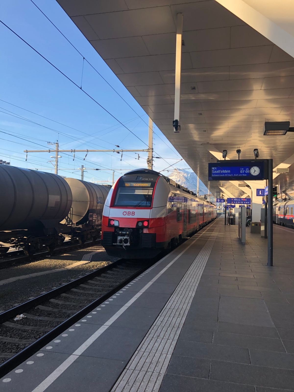Friday Favorites:  Riding the trains in Europe