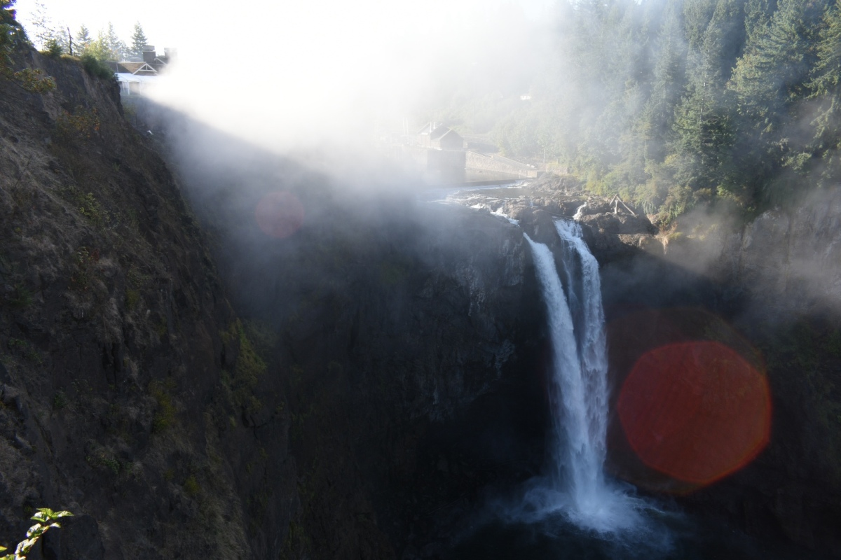 Picture of the Day: SnoqualmieFalls