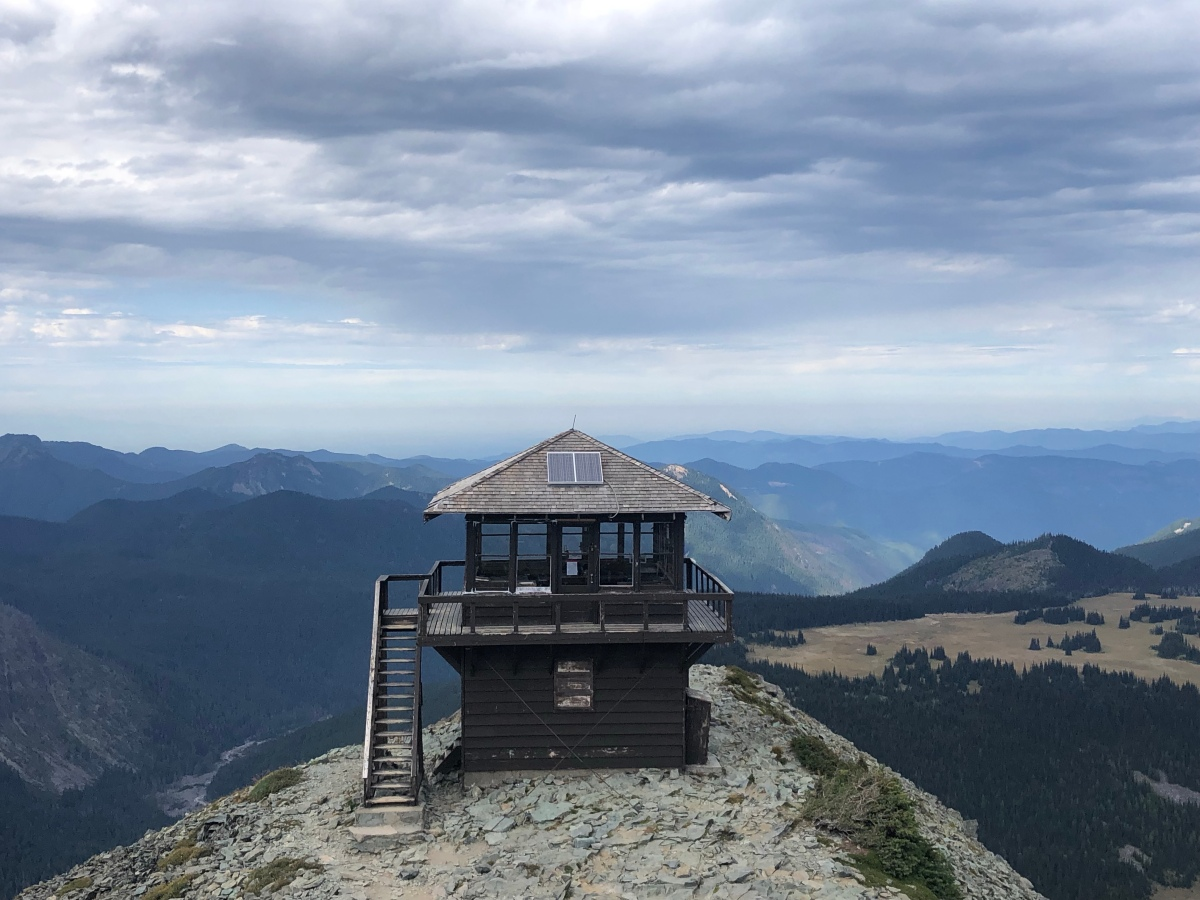 Sunday Hikes:  Mount Fremont LookoutTrail